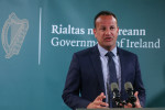 Leo Varadkar says he is wary of entering into the area of censorship about what people can and cannot watch online, but said a review of the UK's new law would be beneficial.