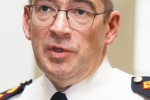 Garda Commissioner Drew Harris.