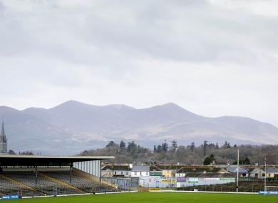 Fitzgerald Stadium will host this weekend's Super 8s clash.