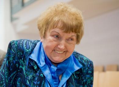 Auschwitz concentration camp survivor Eva Kor pictured in 2015.
