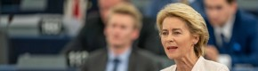 Von der Leyen 'ready' to back Brexit delay in pitch to MEPs for European Commission president bid