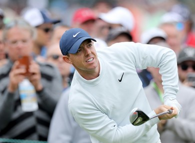 Can McIlroy win his second Claret Jug in Northern Ireland?