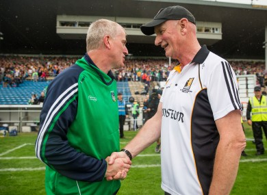 Kiely v Cody: who will come out on top in Croke Park tonight?