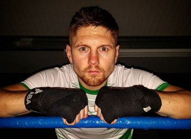 The Ballybofey middleweight faces Tureano Johnson in a career-biggest headline fight in California tonight.