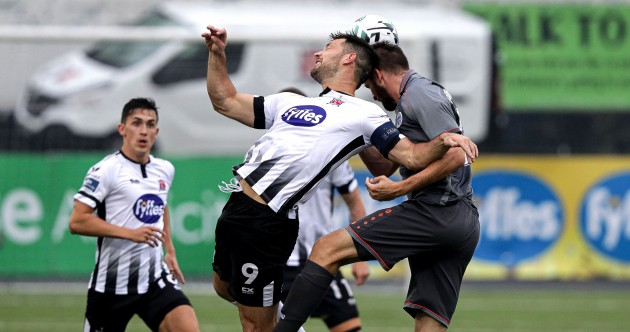 As it happened: Dundalk v Riga, Champions League first qualifying round first-leg