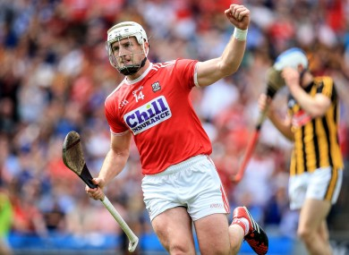 Patrick Horgan was in scintillating form against the Cats, scoring 3-10.