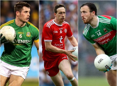 Donal Keogan, Colm Cavanagh and Darren Coen scooped the man-of-the-match awards in their respective clashes.