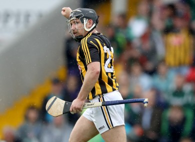Richie Hogan is back in the Kilkenny starting XV.
