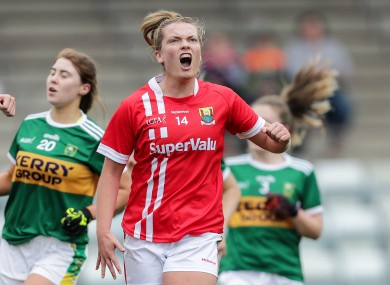 Saoirse Noonan starts for Cork.