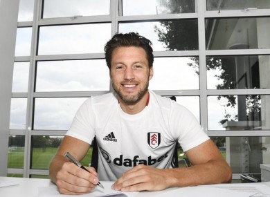 Arter has joined the Cottagers.