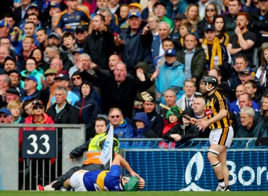 Richie Hogan's sending-off sparked plenty debate after Sunday's final.