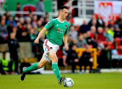 McCarthy opened the scoring for Cork City.