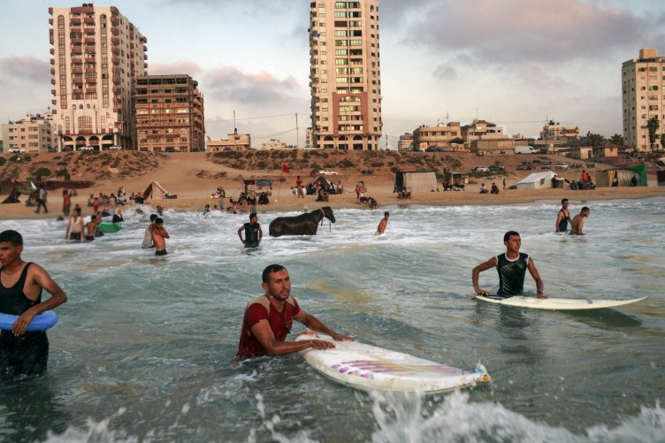 Irish filmmakers show a new side to Gaza: 'We wanted to buck the