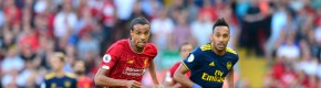LIVE: Liverpool v Arsenal, Premier League