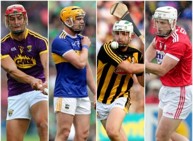Chin, Maher, Walsh and Horgan have been some of the hurling stars this summer.