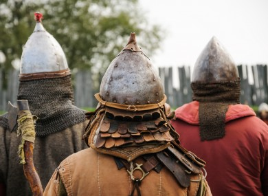 Go Medieval this weekend in Youghal.