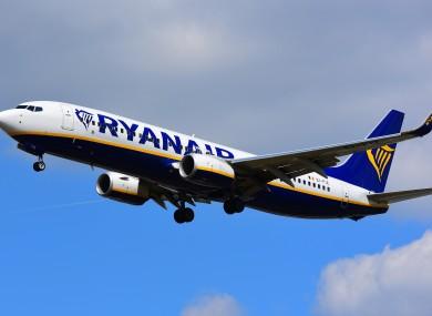 Ryanair was successful in a High Court bid in Dublin but unsuccessful in the same bid in London.