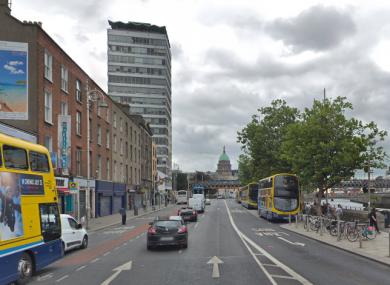 Eden Quay, Dublin