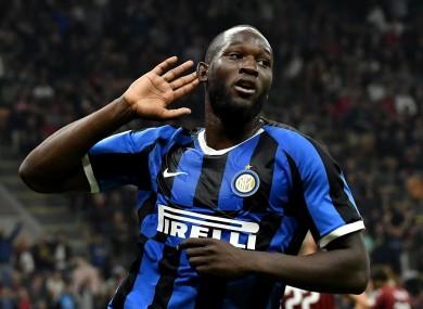 The Belgian striker has hit the ground running in Milan.
