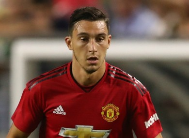 Matteo Darmian has left Manchester United.