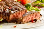 Steak will be removed from some restaurant menus from next week, the RAI has said.