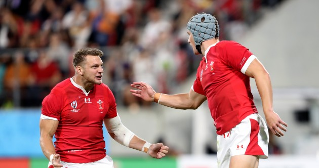 As it happened: Wales v Georgia, Rugby World Cup