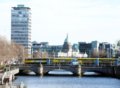 Go Ahead took over some Dublin Bus routes.