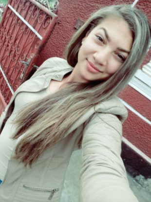 Missing person Andrada Moldovan.