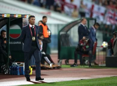 Balakov quit on Friday.