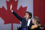 Justin Trudeau did better than expected after a series of scandals.
