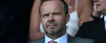 Under pressure: Manchester United executive vice-chairman Ed Woodward.