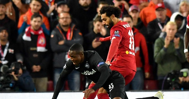 As it happened: Liverpool v RB Salzburg, Champions League