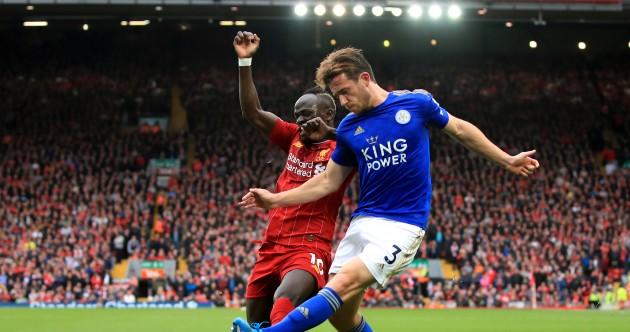 As it happened: Liverpool v Leicester City, Premier League
