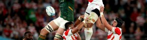 LIVE: Japan v South Africa, Rugby World Cup quarter-final