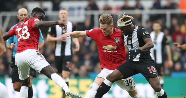 As it happened: Newcastle v Man United, Premier League