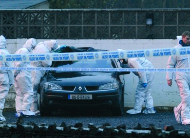 Peter Butterly (35) was shot dead on 6 March, 2013 outside The Huntsman Inn, Gormanston, Co Meath.