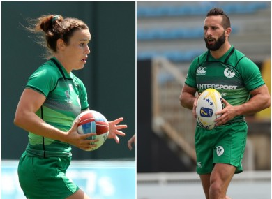 Louise Galvin and Mark Roche will be key to their respective side's performance.