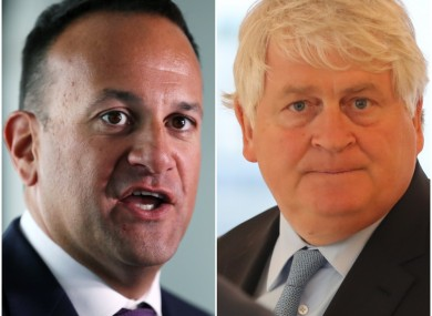 A number of journalists have been banned from appearing on Denis O'Brien stations.