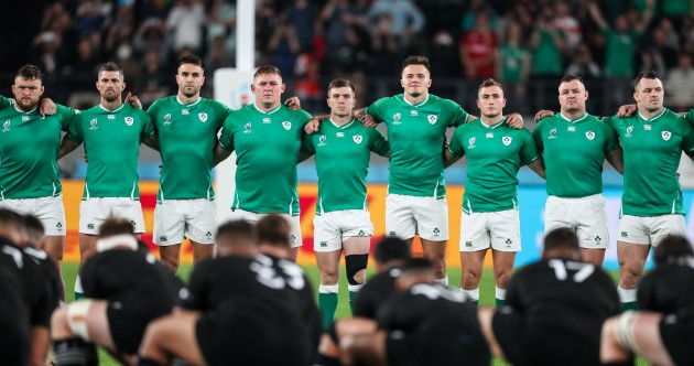 As it happened: New Zealand v Ireland, Rugby World Cup quarter-final