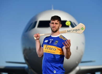 Barry Heffernan was speaking at the Aer Lingus Super 11's Jersey launch.