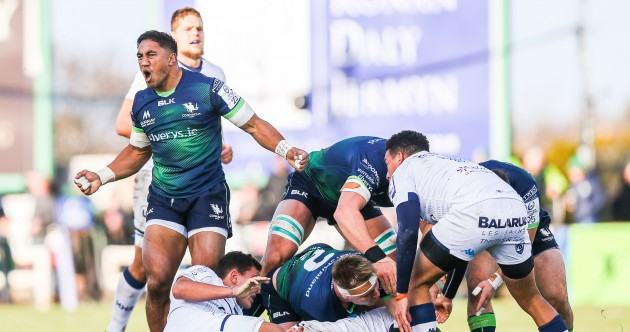 As it happened: Connacht v Montpellier, European Rugby Champions Cup