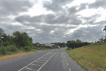 N68 at Darragh, Co Clare