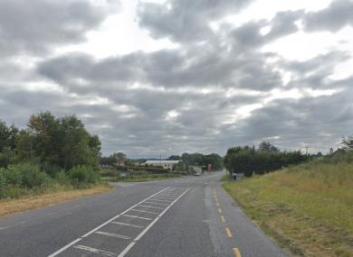 N68 at Darragh, Co Clare