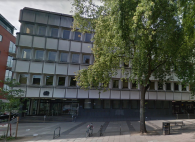 Highbury Magistrates' Court London.