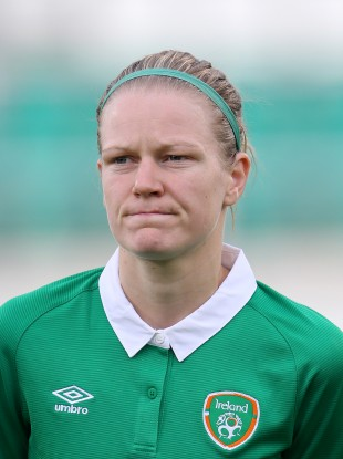 Diane Caldwell has 73 Ireland caps.