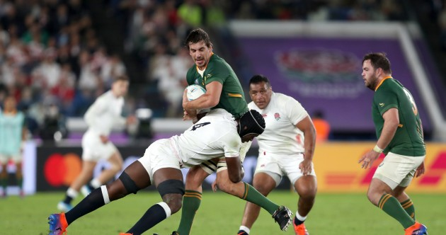 As it happened: England v South Africa, Rugby World Cup final