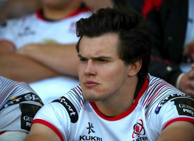 Jacob Stockdale is set for his first Ulster appearance of the season against Munster.