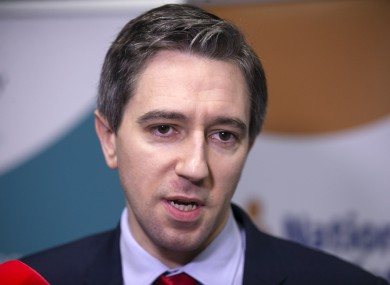 Simon Harris made the comments at the launch of a new patient advocacy service.