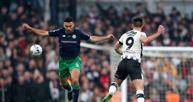 As it happened: Dundalk v Shamrock Rovers, FAI Cup final