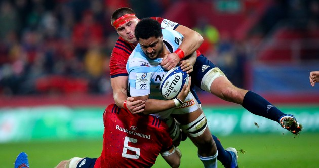As it happened: Munster v Racing 92, European Rugby Champions Cup